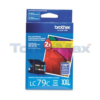 BROTHER MFC-J6910DW INK CARTRIDGE CYAN SUPER HIGH YIELD